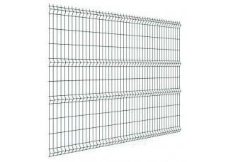 """Заборная панель """"Мастерок"""" (0,95х2,50)х4/3 мм цинк"""