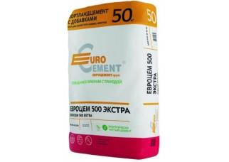 Цемент ЕВРО 50кг Д-20