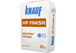 Шпатлевка гипсовая Knauf FINISH